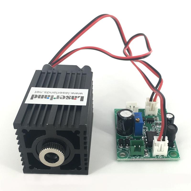 3350 405nm 100mW 120mW 150mW 200mW Dot Focusable Laser Module