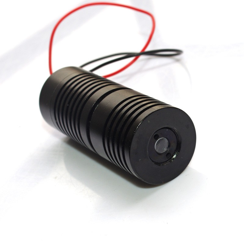 25*67mm 100mW 150-200mW 532nm Green Dot Laser Module Glass Lens