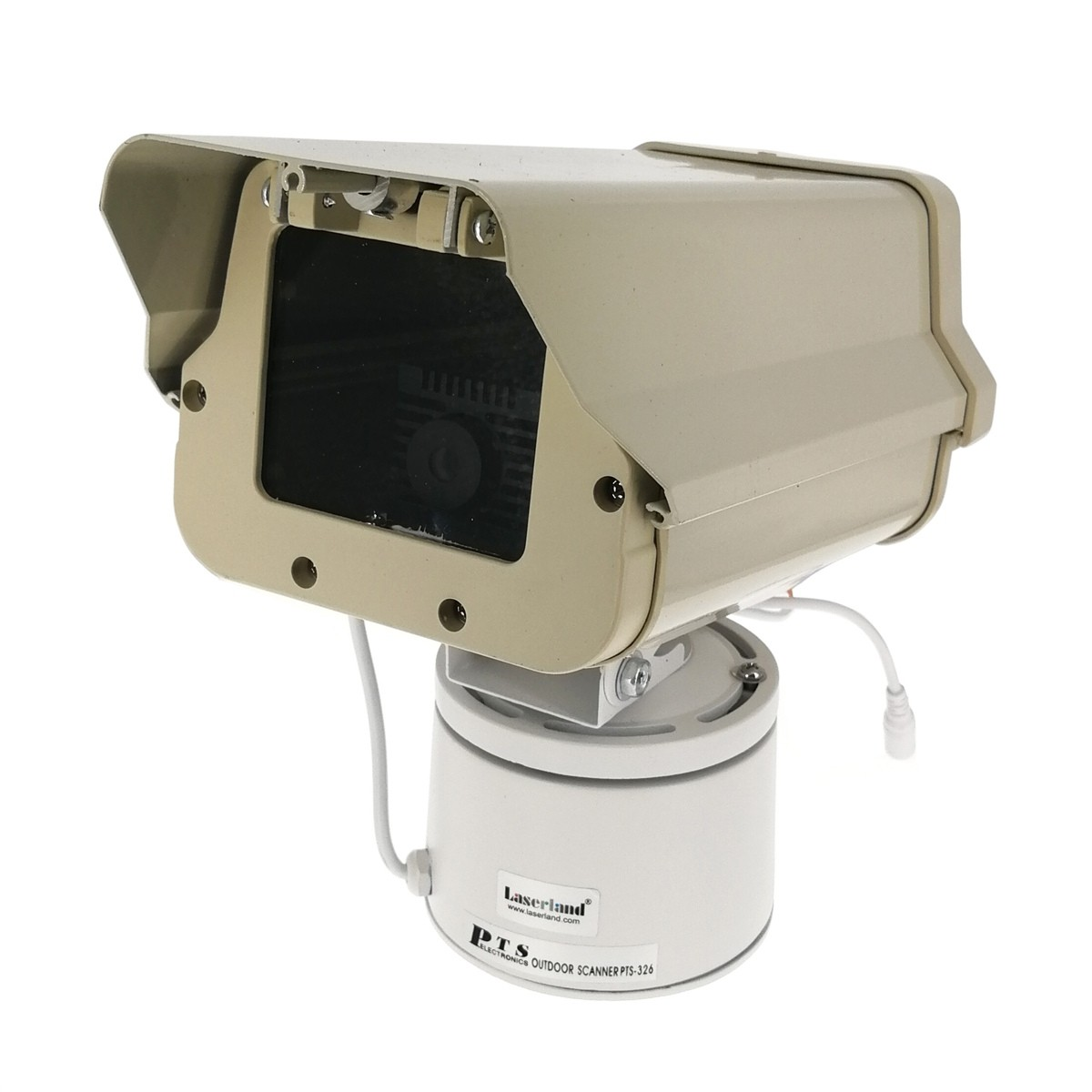520nm 1w Rotating Green Laser for Bird Scaring High-way location IP65 5 degree