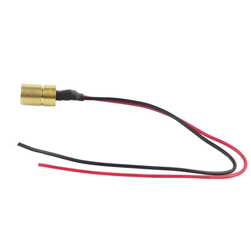 5pcs 6.5*10mm 780nm 3mW DOT Laser Module 3VDC