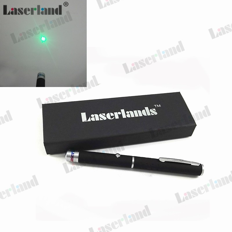 510nm <5mw Green Laser Pointer Pen OSRAM LD in Class IIIR FDA for Jewelry testing