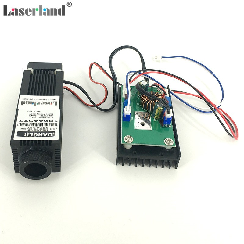 3380 800mW 780nm Infrared Focusable Laser Module with TTL