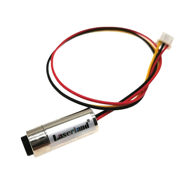 12*30mm 980nm 30mW Infrared DOT Focusable Laser Module TTL 0-100khz