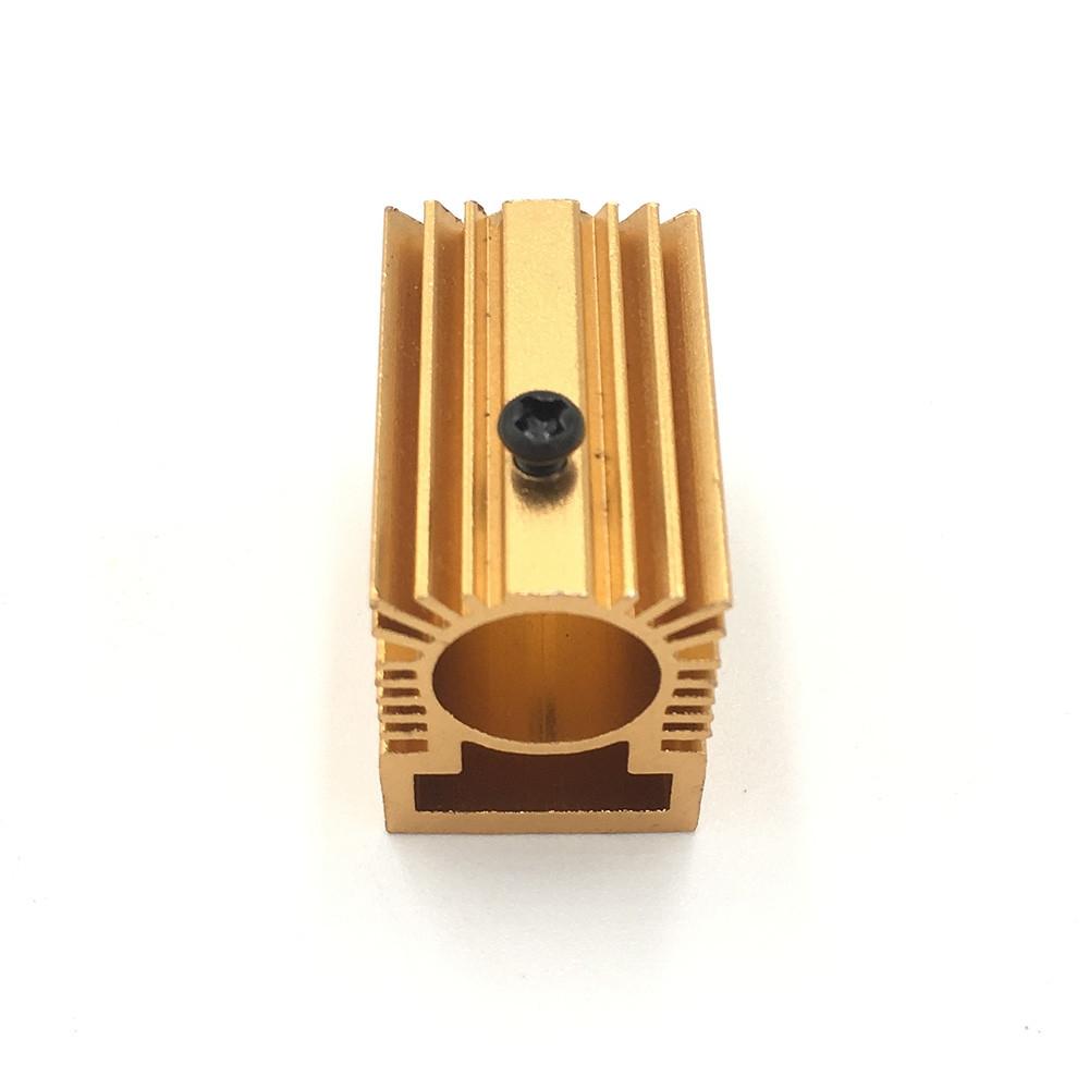 Cooling Heatsink Heat Sink Holder Mount for 12mm Laser Diode Module