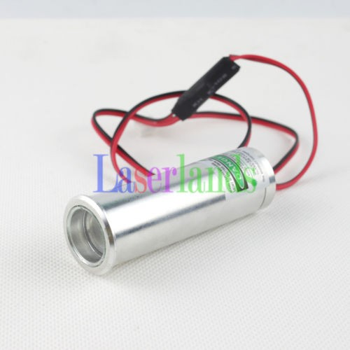 2255 Fat Beam 532nm 50mW Green Dot Laser Module for KTV Bar DJ Stage Lighting