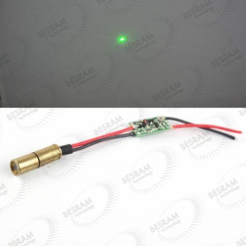 6.5mm 5mW-10mW 532nm Green DOT Laser Module for Laser Scope