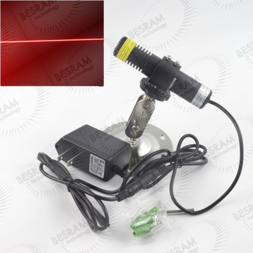 18*100mm Waterproof 650nm 50mW 100mW Red Dot Laser Module