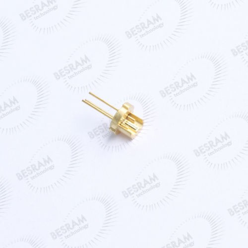 Mitsubishi ML129F27 CW 120mW Pulse 300mW 3.8mm 5.6mm 660nm Red Laser Diode 80 ℃