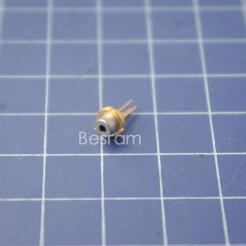 Sanyo DL-3148-234a 635nm 5mW 5.6mm Orange Red Laser Diode P-pin w/PD