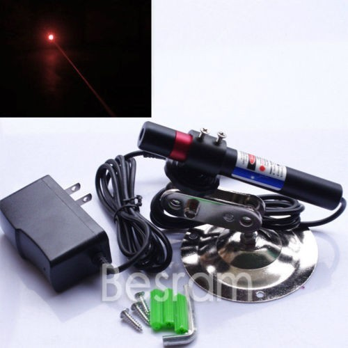16*120mm 648nm 50mW 100mW 200mW Red DOT Focusable Laser Module