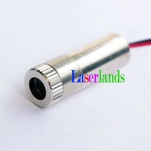 12*35mm 980nm 30mW 60mW Line Focusable Laser Module