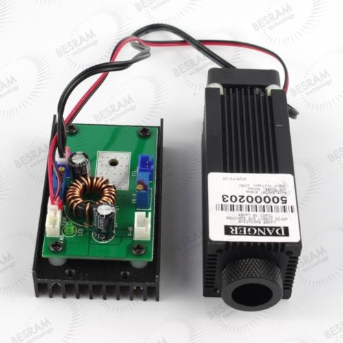 3380 980nm 0.8W  Infrared Dot Laser Module with TTL
