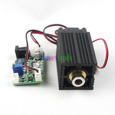 3350 808nm 200mW 300mW 500mW Line Focusable Laser Module