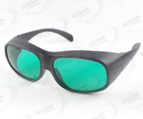 RTD-33 Red 620nm- 660nm OD3+ 800nm-830nm IR Laser Protective Goggles Safety Glasses CE