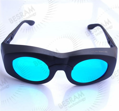 EP-15-4 680-1100nm OD7+ Laser Protective Glasses Goggles CE