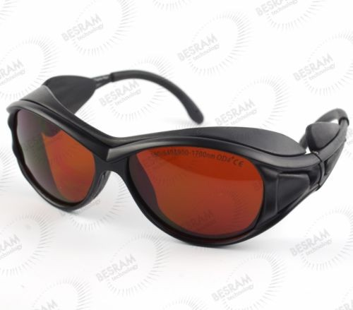 EP-1A-2 190-540&900-1700nm Laser Protective Goggles Glasses CE