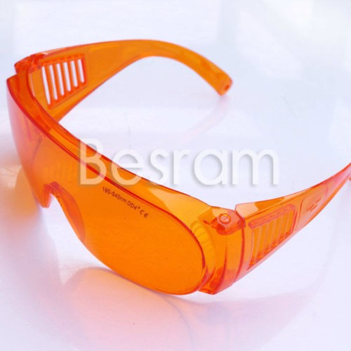 EP-3-6 190-540nm Laser Protective Goggles Glasses CE