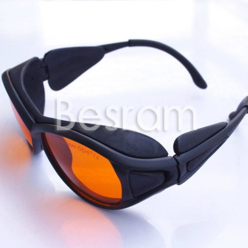 EP-3-2 190-540nm OD4+ Green Laser Protective Goggles Glasses