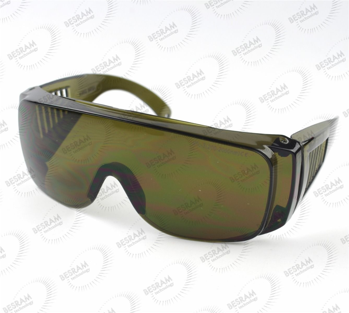 PB-IPL 190nm-2000nm OD4+  IPL Beauty  Lighting Protective Safety Glasses Goggles CE