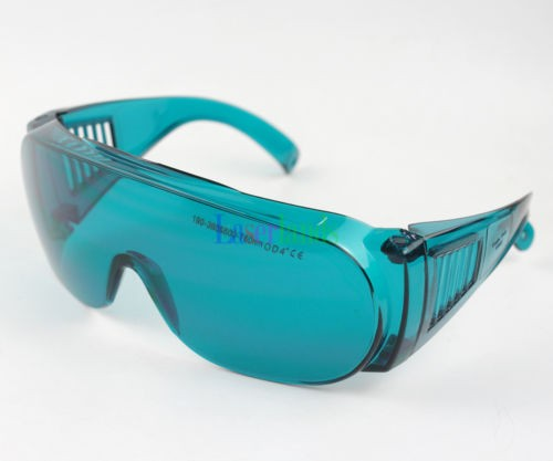 EP-2-6 190-380 & 600-760nm OD4+ Laser Protective Goggles Glasses