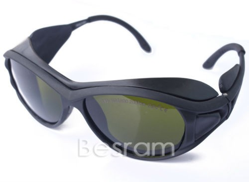 EP-5-2 190-450&800-2000nm Laser eye goggles safety glasses