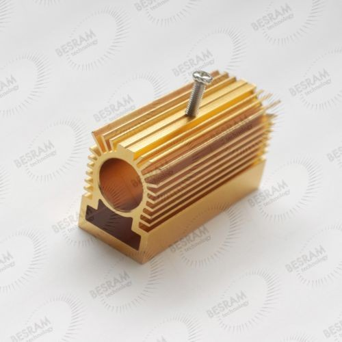 Cooling Heatsink Heat Sink Holder Mount for 12mm Laser Diode Module