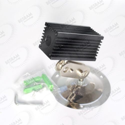 Heatsink for 12mm Laser Module with Adjustable Mount