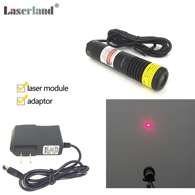 22*100mm 648nm 650nm 50mW 100mW 200mW Red DOT Laser Module