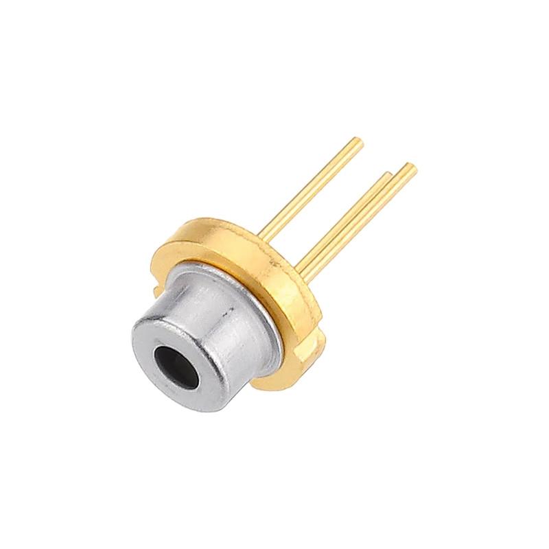 7942pcs Nichia NDV4512 5.6mm CW 200mW 405nm Laser Diode Used
