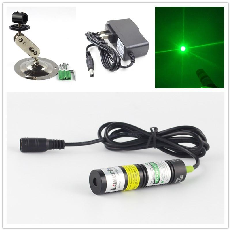 18*75mm 532nm 10mW 20mW 30mW 50mW Green Dot Laser Module