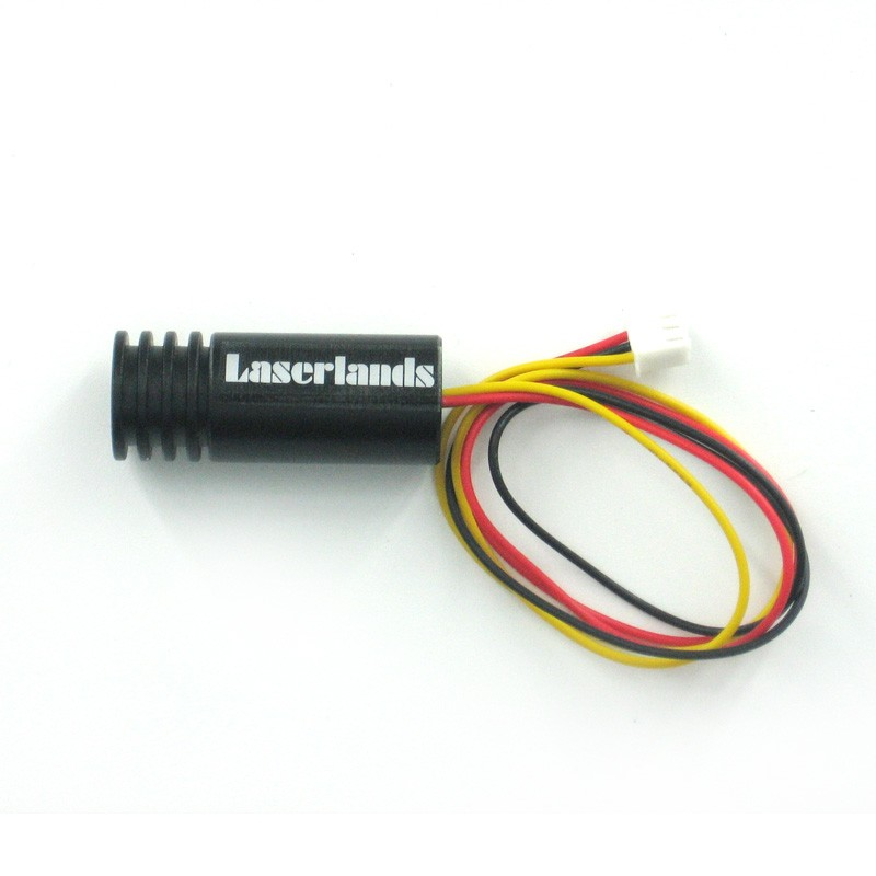 18*45mm Focusable 850nm 30mW IR DOT Laser Module TTL 100khz