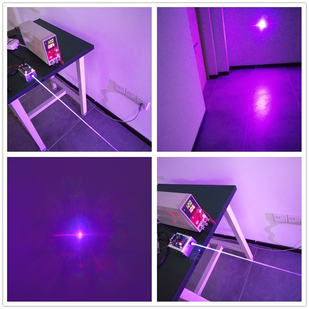 RGB Combined White laser for DJ, KTV Hunted House, Escape Room, Stage Lighting 300mw 800mw 1w