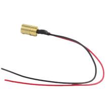 10pcs 8*13mm 1mW 5mW 650nm Red Dot Focusable Laser Module 3VDC