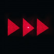 5pcs DOE 3-triangles diffraction grating