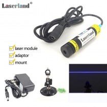 1668 450nm 80mW Blue Laser Swamp Line Generator Module Haunted House Lighting effects