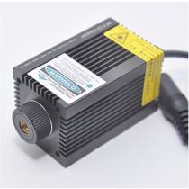 3354 250mW 405nm Violet Blue Dot Focusable Laser Module for Marking Engraving