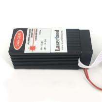3285 532nm 50mW Fat Beam Green Dot Laser Module TTL 12V light show