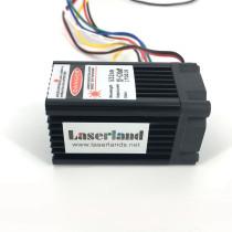 650nm 100mW Red + 532nm 30mW Green Laser Module TTL TEM