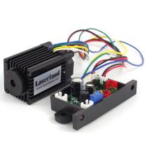3350 520nm 100mW Green Dot Laser Module Long Duty 12VDC TTL