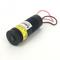 40*89mm 100mW 150-200mW 532nm Green Line Laser Module  Glass Lens