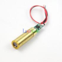 1234 532nm 10mW 30mW 50mW Line Green Laser Module APC 3.0-3.7V
