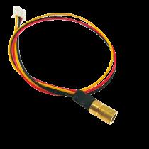 8*13mm 980nm 30mW Infrared DOT Laser Module TTL Fine Focusable 5VDC