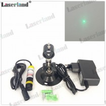 1668 510nm 515nm 520nm 10mW 30mW 50mW Dot Line Cross Green Laser Module Diode for Wood Fabric Cutting Cutter Adapter Mount
