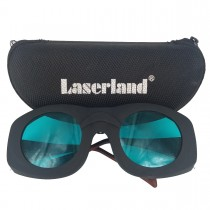 T7S8 OD7 680nm-1100nm Infrared IR Laser Protective Glasses Safety Glasses Goggles
