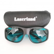 EP-2-9 190-380 & 600-760nm OD4+ IR Red Laser Protective Goggles Glasses