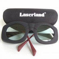 T8S8 980nm-1064nm-2940nm ND YAG Er YAG Infrared IR Laser Protective Goggles Glasses CE OD+4