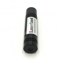 16*68mm Housing for 5.6mm Laser Diode with Focusable Glass Lens