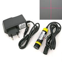 16*68 638nm Orange Red Cross Hair Laser Module Sharp/Sony Laser Diode In