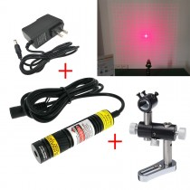 16*68 650nm 50mW 100mW 20x20 50x50 Grid 11 Parallel line Red Light Grating Laser Module for 3D structure