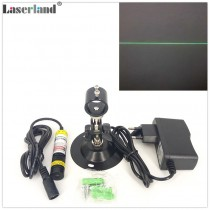 1668 510nm 515nm 520nm 10mW 30mW 80mw Line Generator Green Laser Diode Module Diode